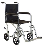 Graham Field Transport Manual Wheelchair