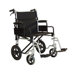 Graham Field Bariatric Transport Manual Wheelchair #EJ777-2