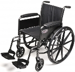 Graham Field, E&J Traveler L3 Manual Wheelchair