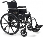 Graham Field, E&J Traveler L4 Manual Wheelchair