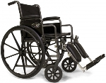Graham Field, E&J Traveler SE Manual Wheelchair