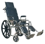 Everest & Jennings Traveler Recliner Manual Wheelchair