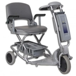 Tzora Portable Elite 3 Wheel Folding Scooter