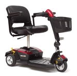 Pride Mobility GoGo LX with CTS 3 Wheel Scooter SC50LX
