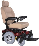 IMC Heartway USA P16 Vital Power Wheelchair