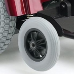 Jazzy 1650 Front Anti-tip Wheel (WHLASMB1334)