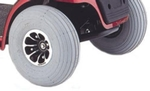 Pneumatic Front Wheel for 4-Wheel Scooters (WHLASMB1361)