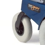 Jazzy 1113 ATS Rear Caster Wheel (WHLASMB1437)