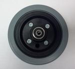 Flat Free Rear Caster Wheel (WHLASMB1762)