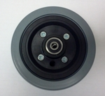 Jazzy Select Flat Free Caster Wheel (WHLASMB1762)