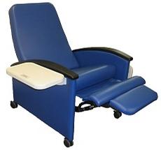 Winco 6710 XL Designer CareCliner Geriatric Chair