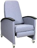 Winco 5570/5574 Premier Care Recliner Geriatric Chair