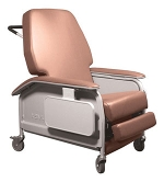 Lumex Extra Wide Clinical Care Recliner FR587W