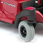 Z-Chair Flat Free Caster Wheel (WHLASMB1765)