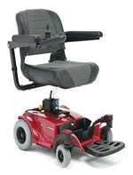 Used Pride Go Chair Power Wheelchair Like New