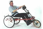 Palmer Industries Adult Hand Cycle