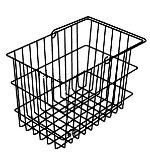 Jazzy Large Square Rear Basket (ACCBSKT1004)