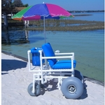 Scooter Link Beach Wheelchair WHEELEEZ