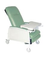 3 Position Heavy Duty Bariatric Geri Chair Recliner
