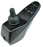 Jazzy 614 or 614 HD Dynamic Shark Joystick Controller (CTLDC1529, CTLDC1531)