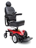 Pride Jazzy Elite ES P Power Wheelchair