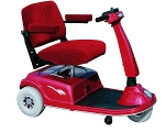PaceSaver Leisure-Lift Espree Atlas 3 Wheel Electric Scooter