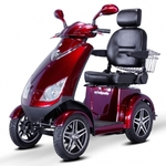 E Wheels EW-72 4 Wheel Deluxe Scooter