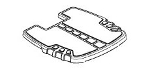 Jazzy Rubber Floormat (DWR1056E029)