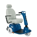 PaceSaver Leisure-Lift Fusion 450 3 Wheel Electric Scooter