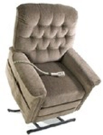 Pride LC-358L 3-Position Lift Chair