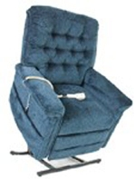 Pride LC-358M 3 Position Reclining Lift Chair