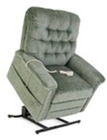 Pride LC-358S 3-Position Reclining Lift Chair
