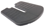Jazzy 1121 or 1121 HD Rubber Floormat (DWR1000E107)
