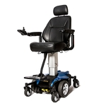 Pride Jazzy Air Power Wheelchair with 10