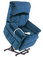 Pride LC-805 2-Position Wall Hugger Lift Chair