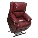 Pride NM-455 3-Position Full Recline Chaise Lounger- (Previously LC-450)