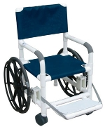 Scooter Link PVC WaterBuddy Shower & Pool Wheelchair