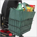 Jazzy 1121 or 1121 HD Large Square Rear Basket (ACCBSKT1004)