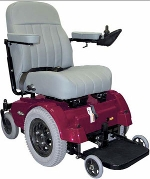 Leisure Lift PaceSaver Scout Boss 450 Power Wheelchair Boss 4.5