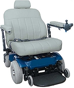 Leisure Lift PaceSaver Scout Boss 675 Bariatric Power Wheelchair