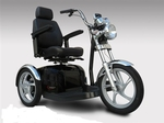 Pride Mobility Sport Rider 3 Wheel Electric Scooter MVSR