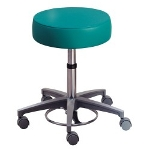 Brewer 21340 Foot Operated Surgeon Stool