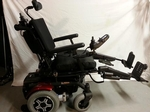 Used Pride Quantum R-4000 Power Wheelchair Like New