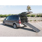 Prairie View Van Rear Door Ramp