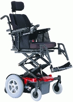 Heartway Vision P13 Power Wheelchair with High Power Elevating Seat